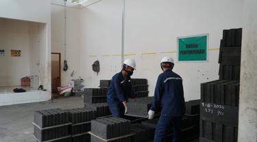 PLN mendorong pemanfaatan material Fly Ash dan Bottom Ash (FABA) untuk menjadi bahan baku keperluan berbagai sektor yang dapat mendorong ekonomi nasional.