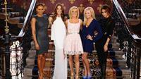 Spice Girls disebut-sebut akan tampil di acara pernikahan Pangeran Harry dan Meghan Markle (AP Photo)