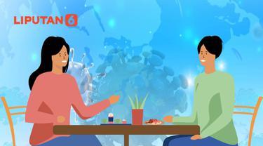 Banner Infografis Alasan Makan Bersama Berisiko Tinggi Penularan Covid-19. (Liputan6.com/Niman)