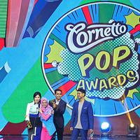 Cornetto Pop Awards 2017 (Bambang E. Ros/bintang.com)