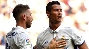 Sergio Ramos - Cristiano Ronaldo