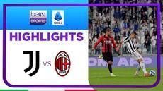 Berita video highlights laga pekan keempat Liga Italia (Serie A) 2021/2022 antara Juventus melawan AC Milan yang berakhir dengan skor 1-1, di mana Ante Rebic masih menunjukkan performa gemilangnya, Senin (20/9/2021) dinihari WIB.