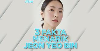 Yuk, kita kenalan dengan Jeon Yeo Bin, lead actress di drakor Vincenzo!