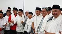 Cawapres nomor urut 01 Ma'ruf Amin dan Walikota Bogor Bima Arya (Foto: Istimewa)