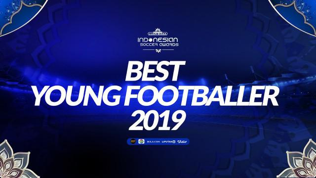 Berita video pemenang kategori best young footballer di Indonesia Soccer Awards 2019, yaitu Todd Rivaldo Ferre.