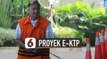 Anggota DPR Markus Nari ditahan oleh KPK. Politikus Golkar itu diduga berperan dalam memuluskan pembahasan dan penambahan anggaran proyek e-KTP di tahun 2012.