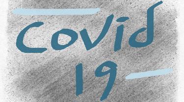 Ilustrasi COVID-19 di Sleman
