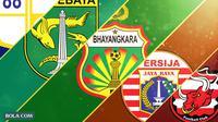 Trivia Klub-klub Pengoleksi Terbanyak Pemain Timnas Indonesia (Bola.com/Adreanus Titus)