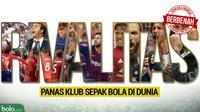 Trivia Rivalitas Panas Klub Sepak Bola Di Dunia (Bola.com/Adreanus Titus)