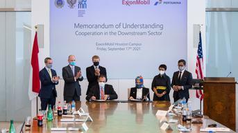 Erick Thohir Apresisasi Kerjasama Pertamina dan ExxonMobil