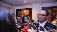 Menteri Ketenagakerjaan M. Hanif Dakhiri mengatakan penetapan upah minimun provinsi (UMP) 2018 menjadi kewenangan Gubernur