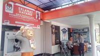 Kantor KPU Kota Malang, Jawa Timur (Liputan6.com/Zainul Arifin)
