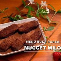 Menu Buka Puasa, Nugget Milo. (Daniel Kampua/Bintang.com)