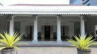 Balaikota DKI Jakarta. (Liputan6.com/Luqman Rimadi)