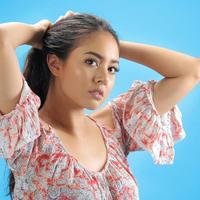 Aurelie Moeremans, pemain film EL. (Fotografer: Bambang E. Ros, Digital Imaging: Muhammad Iqbal Nurfajri/Bintang.com)