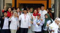 Gus Ipul dan Puti Guntur Soekarno (Liputan6.com/Dian Kurniawan)