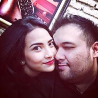 Vanessa Angel dan Didi Soekarno (Instagram/@vanessaangelofficial)
