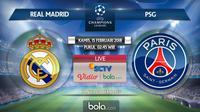 Liga Champions_Real Madrid Vs PSG (Bola.com/Adreanus Titus)