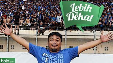 Berita video mengenai suka duka Yana Umar dirijen Viking kelompok suporter pendukung Persib Bandung.