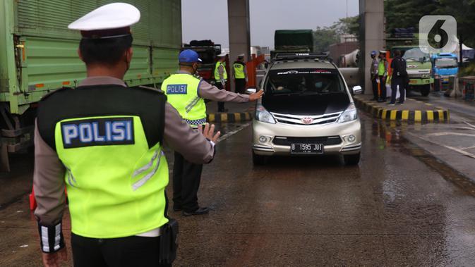 JSMR 4 Hari Jelang Lebaran, Lalu Lintas di Tol Jagorawi dan JORR Lancar - News Liputan6.com