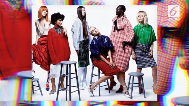 Majalah Vogue Amerika Serikat kembali menampilkan sosok Agnez Mo di edisi terbarunya.