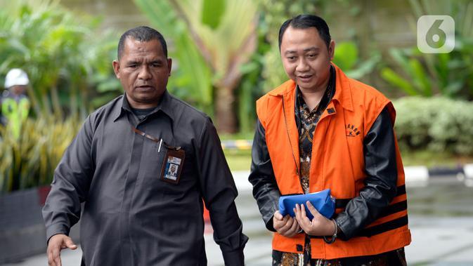 KPK Eksekusi Eks Bupati Lampung Utara Agung Ilmu Mangkunegara - News  Liputan6.com