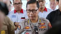 Kepala Bidang Humas Polda Jawa Barat Komisaris Besar Saptono Erlangga. (Bid Humas Polda Jabar)