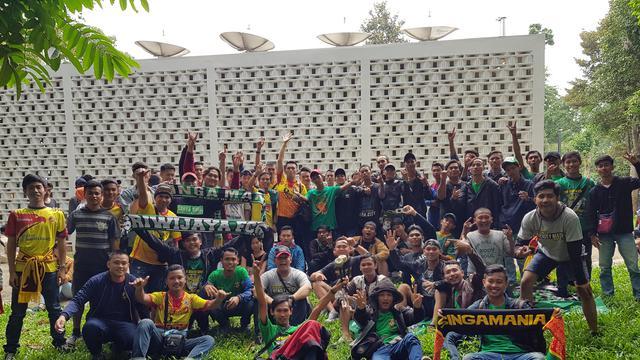 Singa Mania Fans Sriwijaya Fc