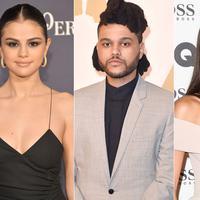 Selena Gomez dan The Weeknd berkencan 10 bulan sebelum akhirnya putus di bulan Oktober. (People)