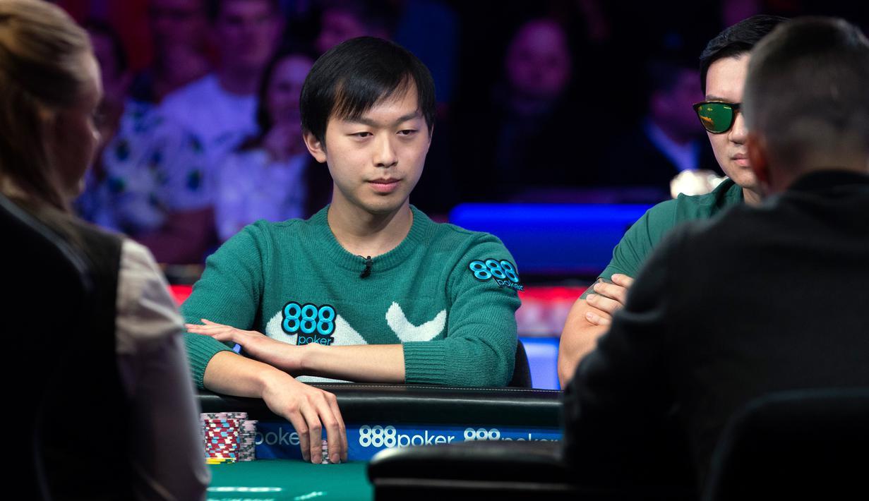 Foto Gaya Pemain Poker Dunia Saat Bermain Di Las Vegas Global Liputan6 Com