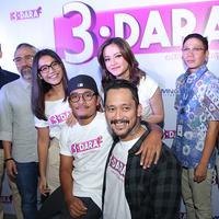 Preskon Trailer dan Poster Film 3 Dara 2 (Bambang E. Ros/bintang.com)