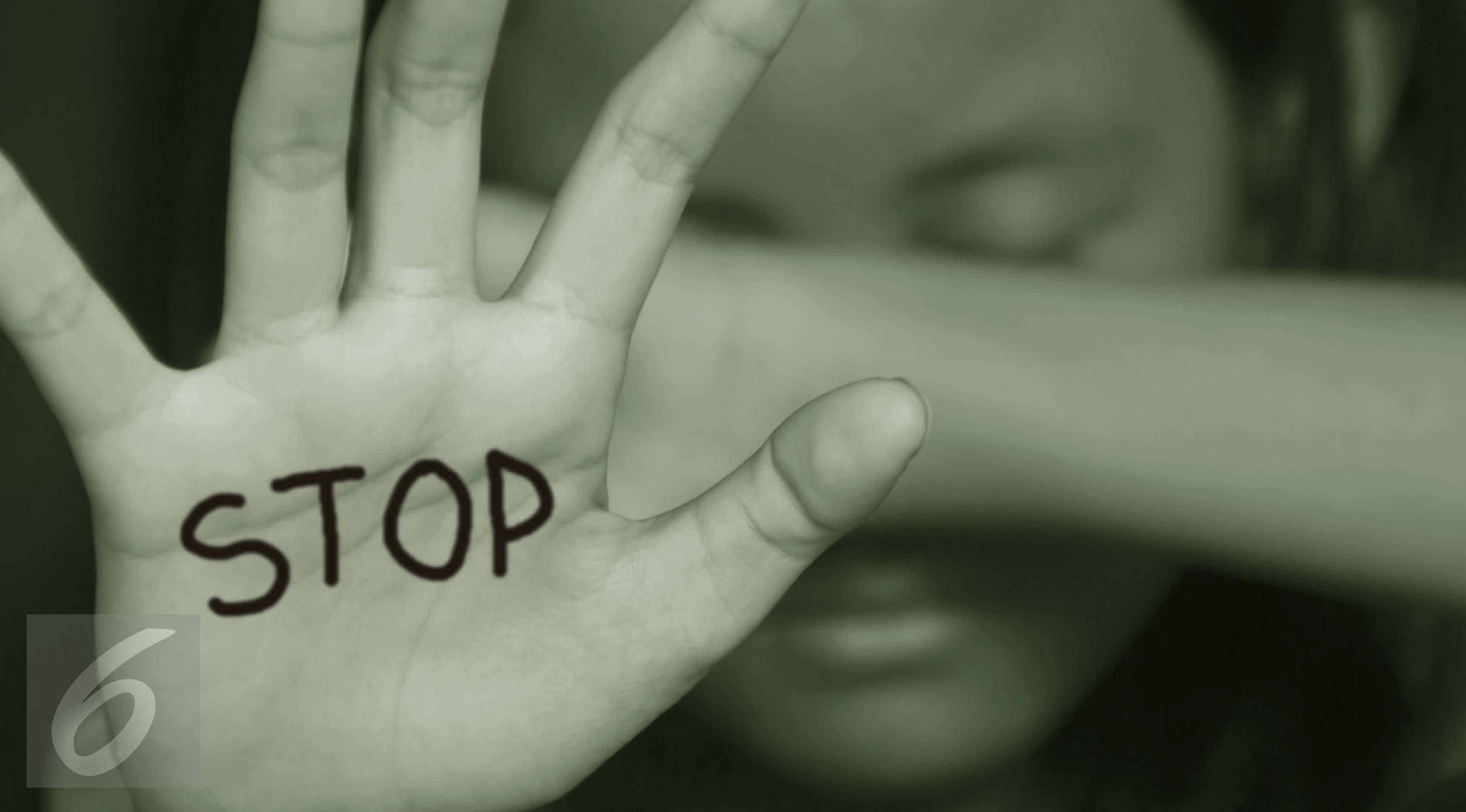 Ilustrasi Kekerasan Pada Anak (iStockphoto)