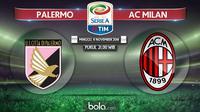 Serie A_Palermo vs AC Milan (Bola.com/Adreanus Titus)