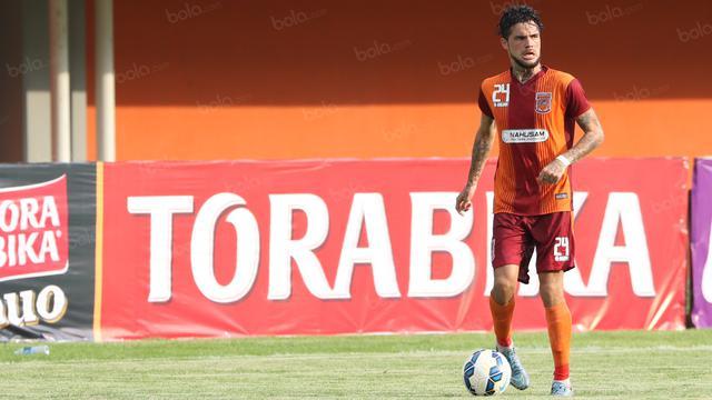 Diego Michiels, Pusamania Borneo FC, TSC2016