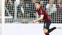 2. Krzysztof Piatek (AC Milan) - 21 gol (AFP/Isabella Bonotto)
