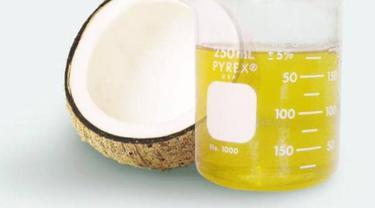Gunakan minyak kelapa dan mentega untuk hidup yang lebih baik. :D