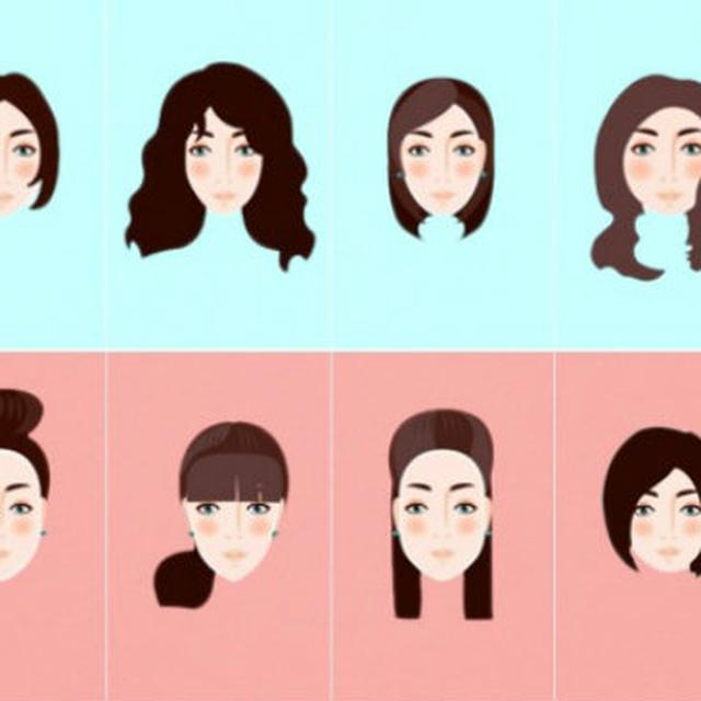 Cara Tentukan Potongan Rambut Berdasarkan Bentuk Wajah Fashion Beauty Liputan6 Com