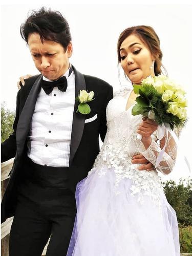 Perjalanan Cinta Rina Nose dan Josscy Aartsen, Dari Kenal Hingga Menikah