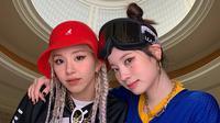 Dahyun dan Chaeyoung Twice. (Instagram/ twicetagram)
