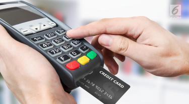 Gesek Mesin Kartu Kredit