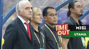 Pelatih baru Persib Bandung, Mario Gomez, mengungkapkan misi utamanya hanya satu, yakni untuk menang.