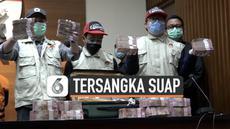 Gubernur Sulawesi Selatan Nurdin Abdullah akhirnya ditetapkan KPK sebagai tersangka kasus suap proyek infrastruktur. Barang bukti uang sekitar 1 miliar rupiah diperlihatkan usai penetapan tersangka.