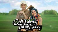 Dude Harlino dan Alyssa Soebandono bintangi sinetron Gali Lobang Tutup Lobang