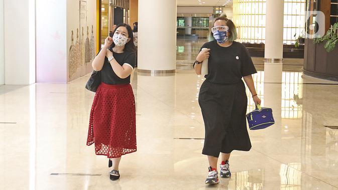 Cerita Dokter Zainah Pergi ke Mal: Protokol Kesehatan Sudah Bagus