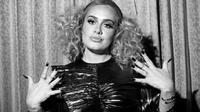 Adele akui ada banyak hal rumit yang harus ia hadapi saat berusia 30 tahun. (Instagram/@adele)
