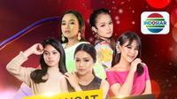 Semangat Senin Indosiar digelar live streaming di Vidio, episode ketiga Senin (15/3/2021) pukul 16.00 WIB menampilkan Rara LIDA, Aulia DA, Putri DA, Meli LIDA, Nia LIDA