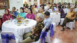 Suasana acara sepuluh tahun mengenang kepergian ekonom Indonesia, Dr. Sjahrir di kawasan Menteng, Jakarta, Sabtu (28/7). Acara ini untuk mengenang kepergian almarhum Dr. Sjahrir yang tutup usia pada 28 Juli 2008 lalu. (Liputan6.com/Faizal Fanani)