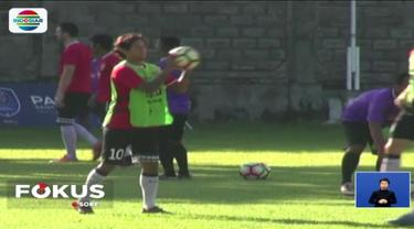 Tim berjuluk Ayam Kinantan ini akan fokus pada kekompakan tim dan siap mengalahkan Bali United di Liga 1 2018.