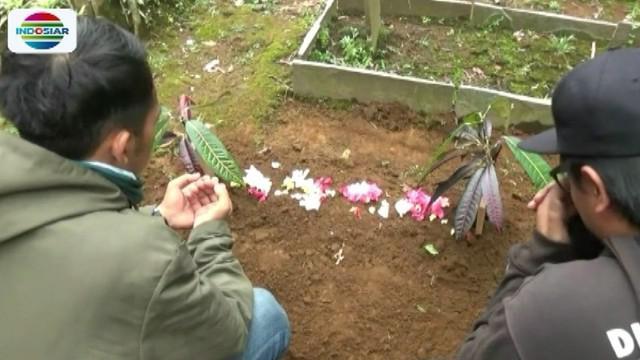 Korban meninggal dunia akibat kurangnya oksigen ke otak atau disebut hipoksia otak.