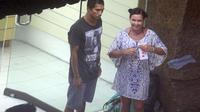 Schapelle Corby bersama sang kekasih Ben Panangian. (News.com.au)